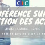 Conférence CIC