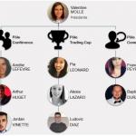 L'équipe 2017-2018