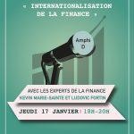 Conférence «Internationalisation de la finance»