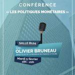 Conférence «Les politiques monétaires»