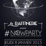 La Raffinerie débute enfin avec #NOW1!!